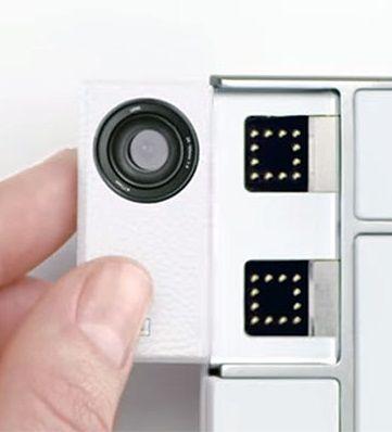 Toshiba Project Ara camera modules revealed