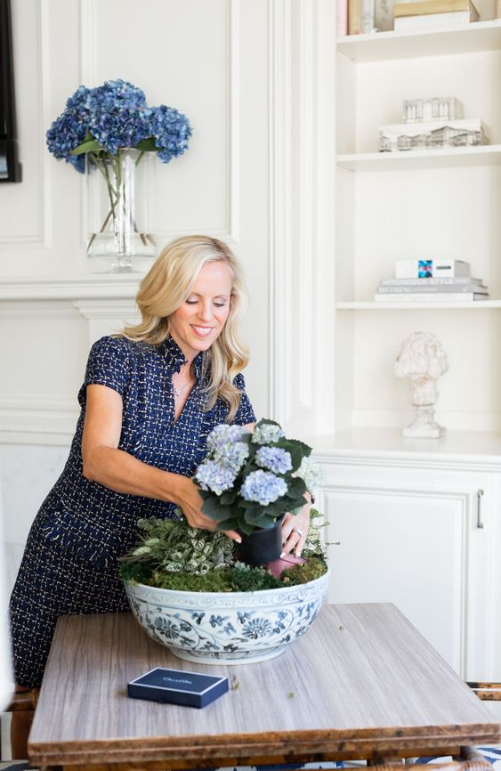 How To Make An Indoor Container Garden – Alicia Wood Lifestyle