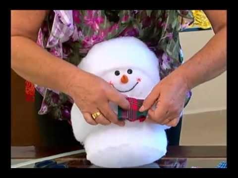Mulher.com 17/11/2011 - Boneco de neve 2/2 - YouTube.