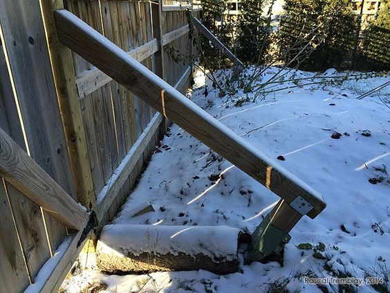 Fence Post Bracing System How To Brace A Fence Post