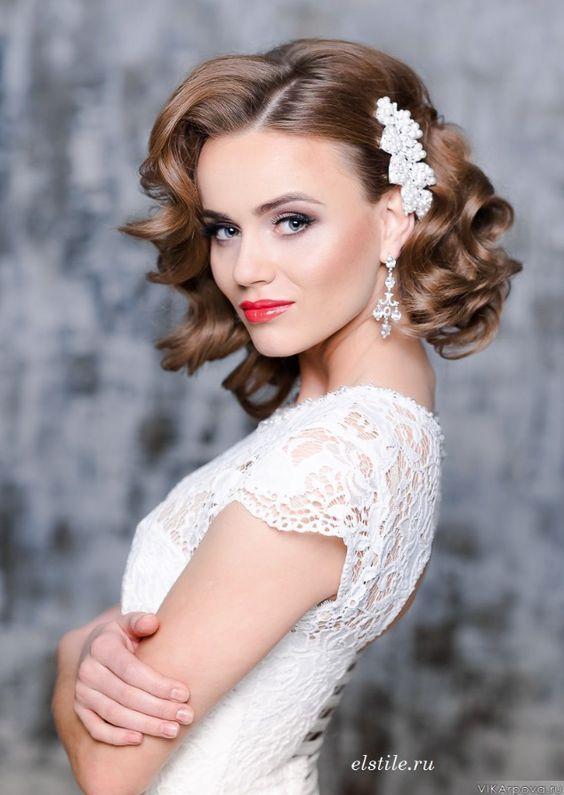21 Peinados Para Novias Muy Elegantes Peinados Peinados Novia Pelo Corto Peinados Boda Pelo Corto Peinados De Novia