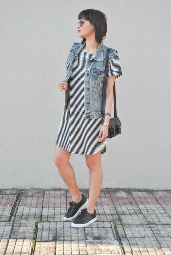 Black Lola Blog: #Look: Black Stripes!