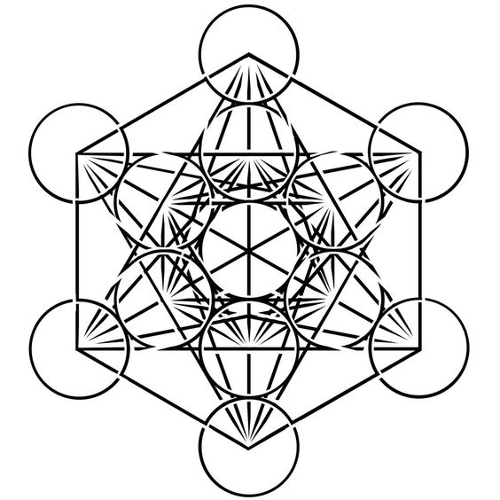 metatrons cube tattoos pinterest cubes. Black Bedroom Furniture Sets. Home Design Ideas