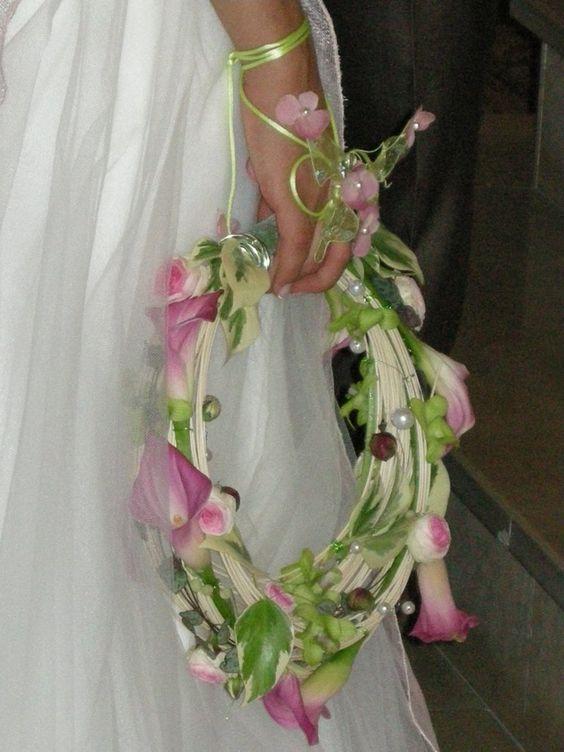 Bouquet De Mari E Original Le Mariage De A Z Mariage Pinterest Mariage Et Bouquets