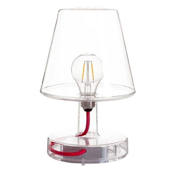 Fatboy Transloetje Tafellamp 8er Set Transparant Tafellamp Lampen Led