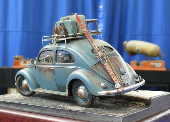 Great VW build at the Modeling Fiesta in Warsaw Poland.