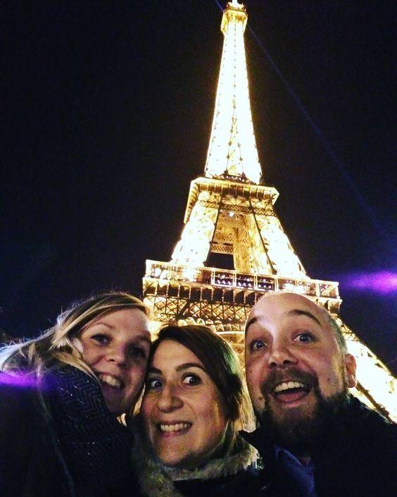 Mes cocottes et la Tour Eiffel by ramonelcamarero95