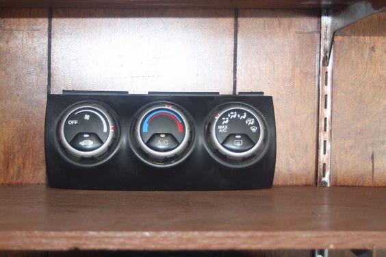 02 03 04 05 06 HONDA CR-V CLIMATE CONTROL PANEL TEMPERATURE UNIT HVAC  C4223 #10