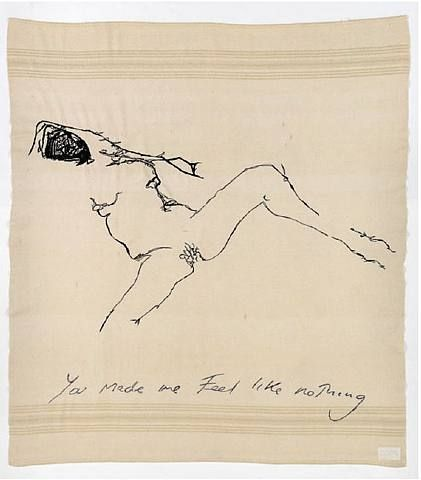 Tracey Emin, Just Like Nothing
