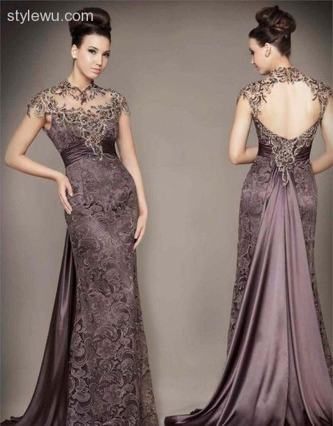 evening dresses designer - Dress Yp