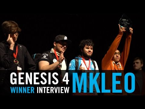 Mkleo On Winning Genesis 4 I Expected To Get 3rd Or 2nd But Not 1st Check More At Http Www Esportsnews Ovh Mkleo On Winning Genesis Esports Baseball Cards