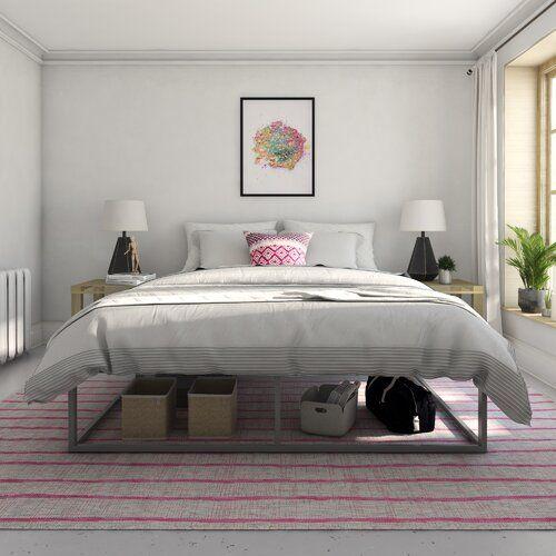 Novogratz Boutique Platform Bed Reviews Wayfair Bed Frame