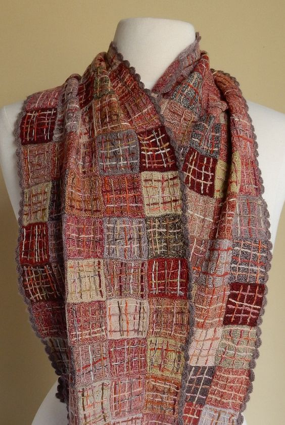 Scots Scarf - Sophie Digard Crochet: