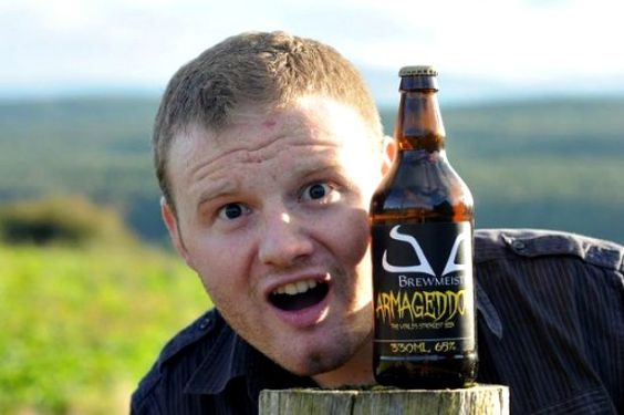 Warning: The World's Strongest Beer is Stronger than Vodka | Foodbeast
