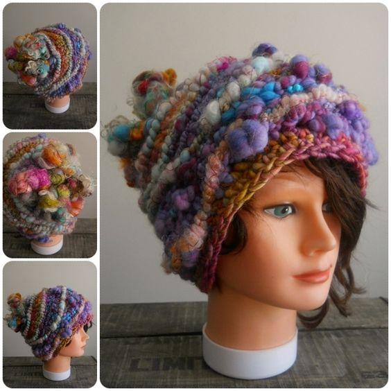 Fluffy Stuff Hat