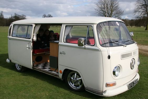 VW early bay