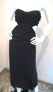 Push up maxi dress