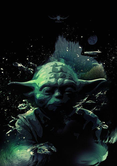 Yoda by Nuno Miguel de Azevedo