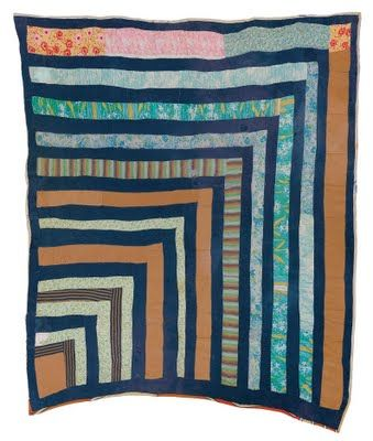 quilt from gees bend: