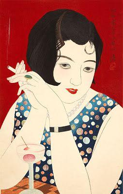 Shin Hanga style - Kobayakawa Kiyoshi (1896-1948)