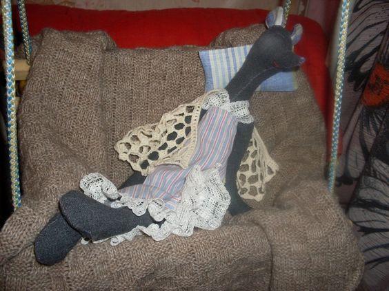 текстильная крыска: