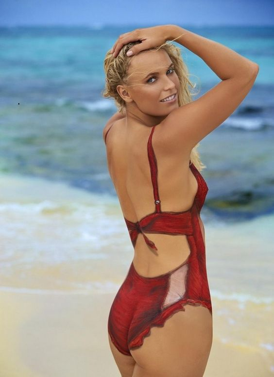 Caroline Wozniacki Ass 26