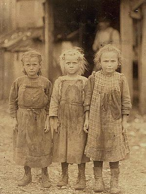 The late 19th – early 20th century industrial revolution in the U.S. was nasty and quite short for many very young working kids – childhood, who needs childhood? These are the faces of the deregulated economy many in the U.S. Congress and elsewhere around the world long for. What say you?