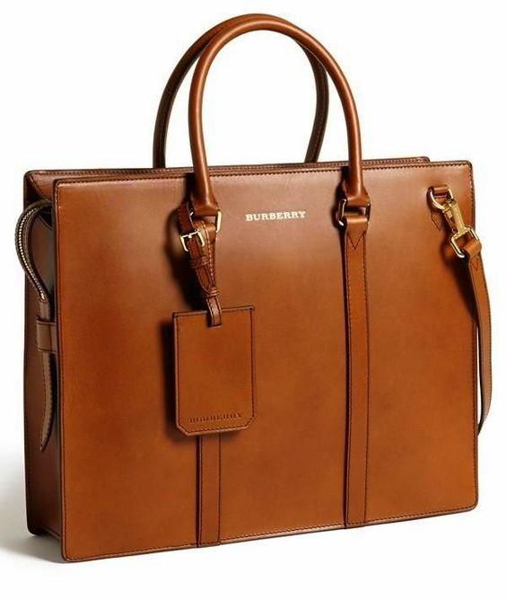 #mens #burberry briefcase