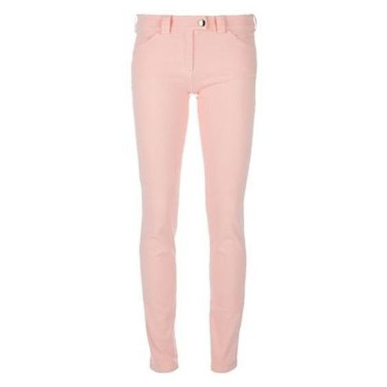 Pre-Owned Balenciaga Pink Skinny Skinny Jeans ($240) ❤ liked on Polyvore featuring jeans, pants, pink, super skinny jeans, balenciaga, cut skinny jeans, skinny fit jeans and skinny leg jeans
