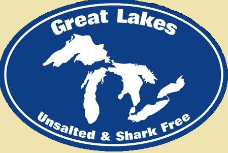 Great Lakes - Unsalted and Shark Free:
