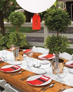 Horse Stable Themed Tablescape