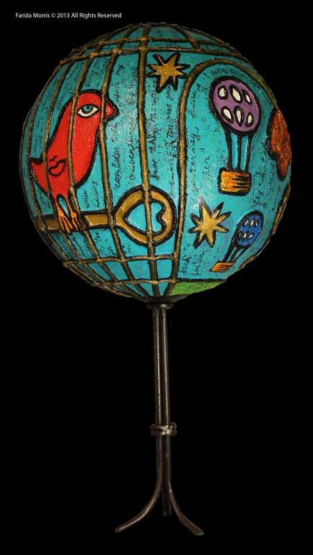 world globes in paintings - Google Search