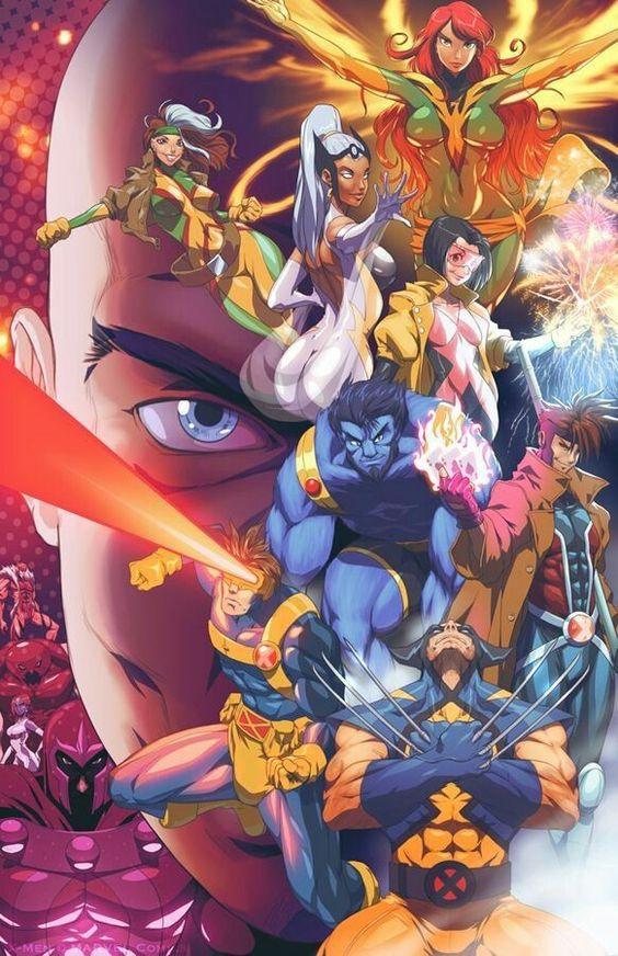 Galeria de Arte (6): Marvel, DC Comics, etc. - Página 6 Ef7f7a66ed5cb536607300fd00dd865d
