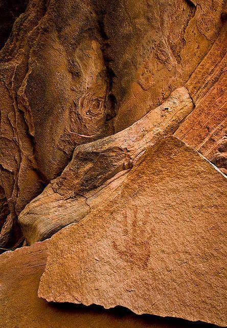 ~ Mule Canyon ~ Utah....