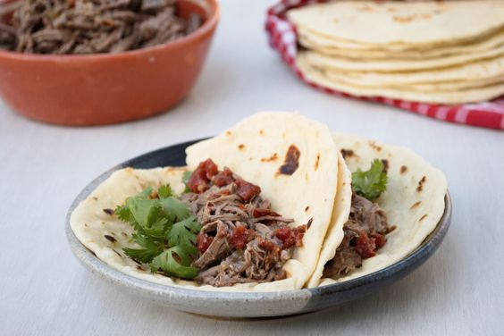 Machaca: TexMex Shredded Beef   Kitchen Gidget