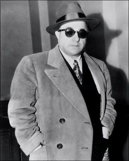 Albert Anastasia Photo 8X10 - 1951 Mobster Mafia New York Murder Inc - $3.95