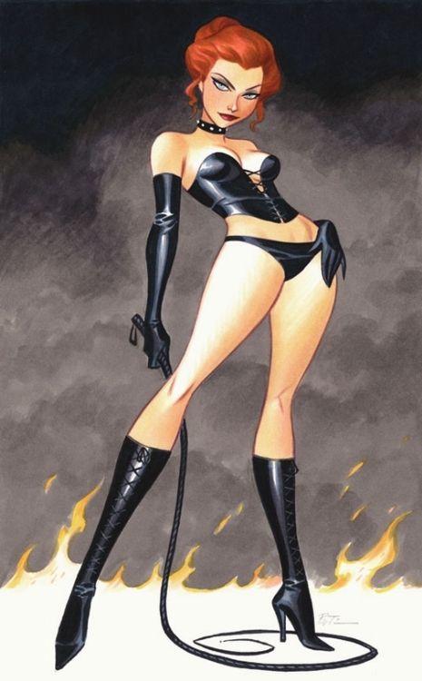 comicbookwomen:    Bruce Timm