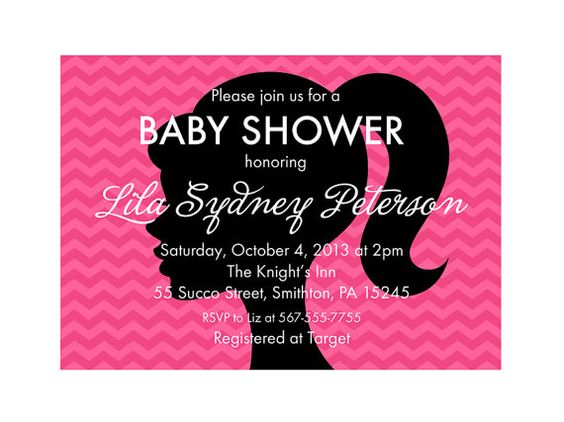 Nice 17 Melhores Imagens Sobre Barbie Baby No Pinterest | Sweet Sixteen, Baby  Showers E Hot Pink