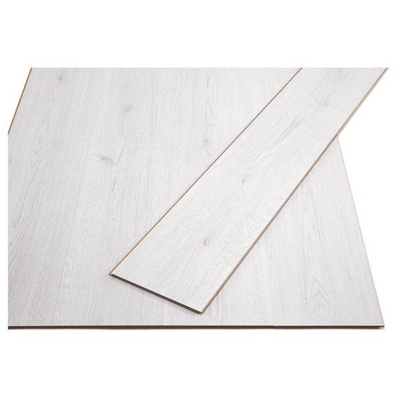 flooring ikea and white laminate on pinterest. Black Bedroom Furniture Sets. Home Design Ideas