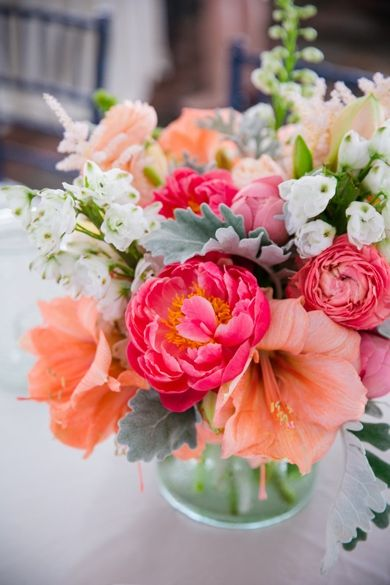 Bright Colorful Harborside East Charleston SC Wedding // Dana Cubbage Weddings // Charleston SC Wedding Photography