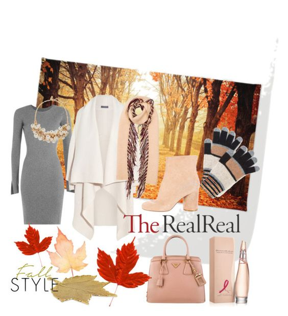 #Fall #Style With The RealReal: Contest Entry - summerocha.Polyvore
