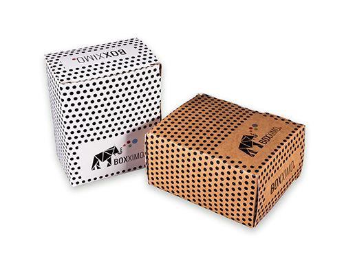 Faltschachtel L - Bild 1 - im Verpackung Onlineshop Boxximo kaufen. Unsere große Auswahl an Verpackungen bieten den richtigen Karton für jede Gelegenheit. Bei www.boxximo.de lässt sich jede Verpackung individuell gestalten ab einer Auflage von 1 Stück online bedrucken.  Faltschachtel L - Innenmaße: 49mm x 79mm x 99mm (Länge x Breite x Höhe)