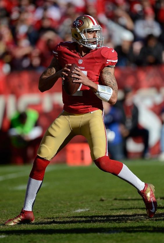 Colin kaepernick, Colin o'donoghue and San francisco 49ers ...