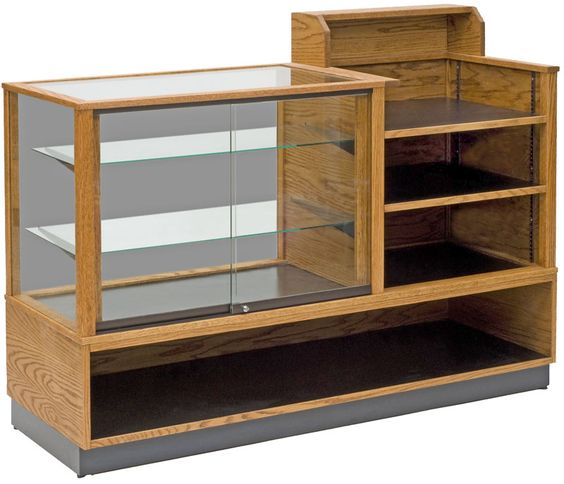 image detail for cash wrap sales counters checkout counters display cases store. Black Bedroom Furniture Sets. Home Design Ideas