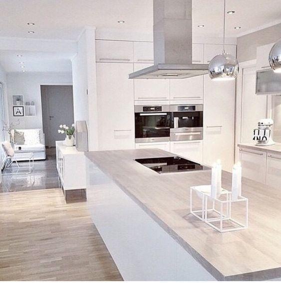 Reformar Un Piso Para Alquilar O Vender Diseño De Interiores De Cocina Decoración De Cocina Cocinas De Casa
