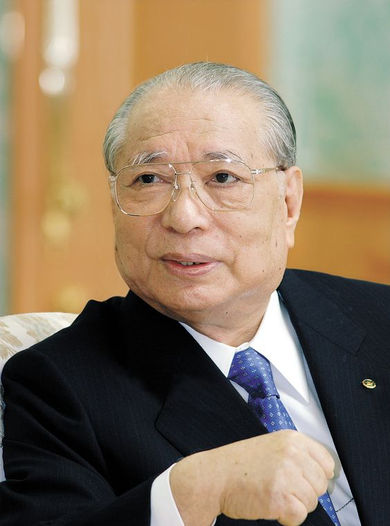 Daisaku Ikeda (池田 大作 Ikeda Daisaku?, born January 2, 1928, Japan) is president of Sōka Gakkai International (SGI), a Nichiren Buddhist lay association which claims 12 million members in 192 countries and territories, and founder of several educational, cultural and peace research institutions.