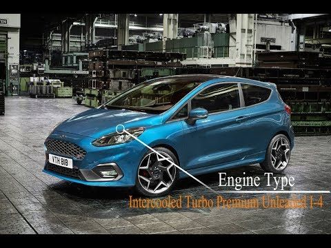 Ford Fiesta St 2018 Specs And Latest Details Ford Fiesta St Fiesta St Ford Fiesta