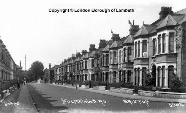 Holmewood Road, Brixton Hill