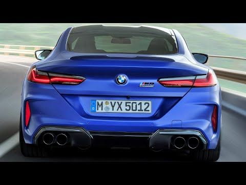 Video 2020 Bmw M8 Competition Coupe Bmw M8 Competition