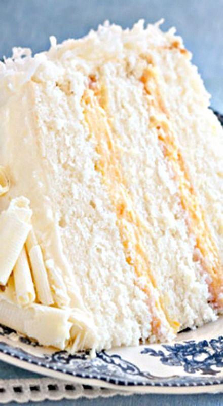 Orange Coconut Cake | Recipe | Coconut, Cakes and Coconut ...